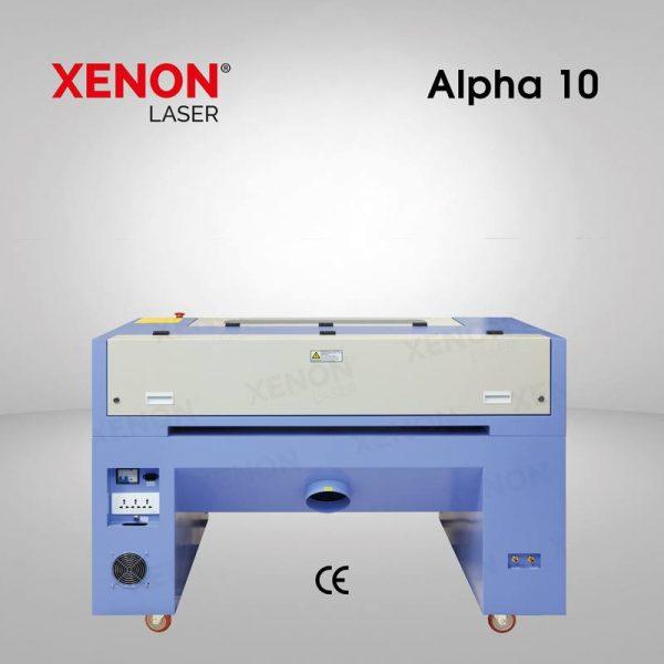 Alpha 10 lazer kesim makinası