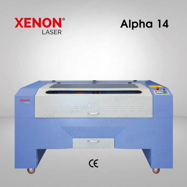 Alpha 14 lazer kesim makinası 140×100