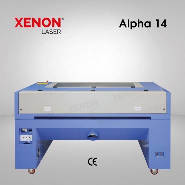 Alpha 14 lazer kesim makinası