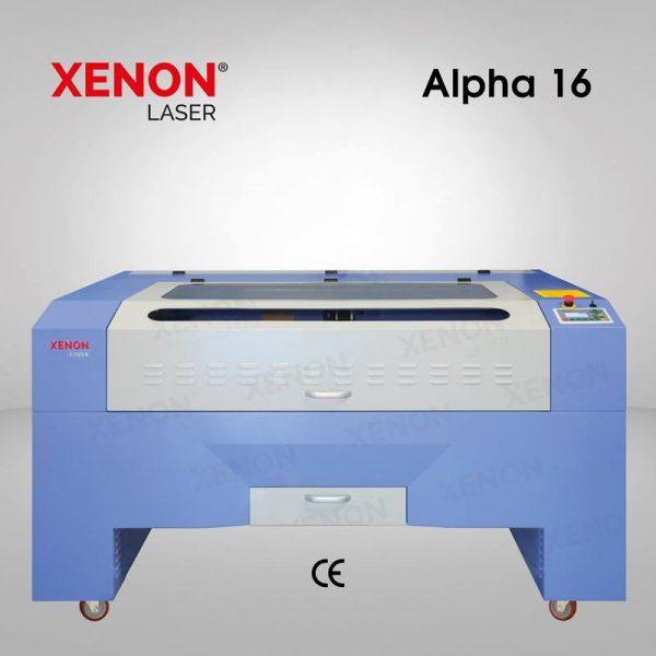 Alpha 16 lazer kesim makinası  160×100