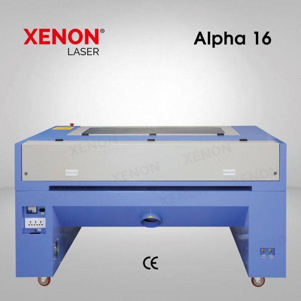 Alpha 16 lazer kesim makinası