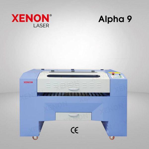 Alpha 9 lazer kesim makinası  90×60