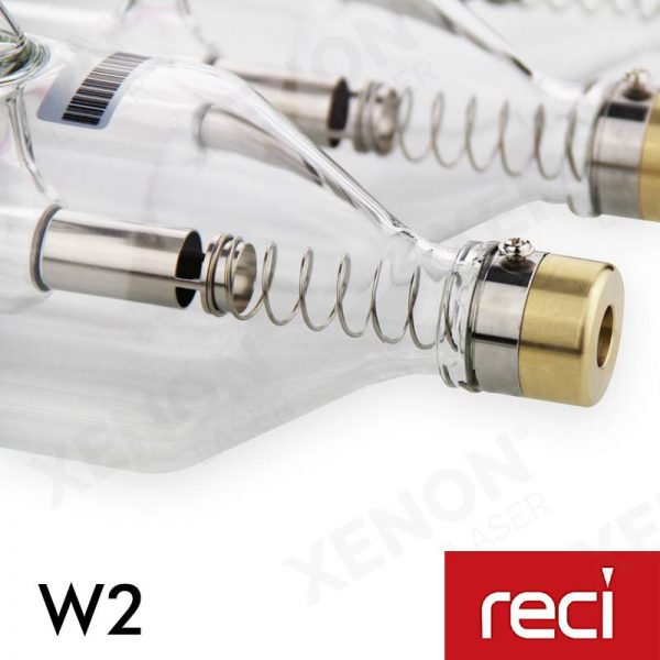 Reci xenon lazer tüpü W2