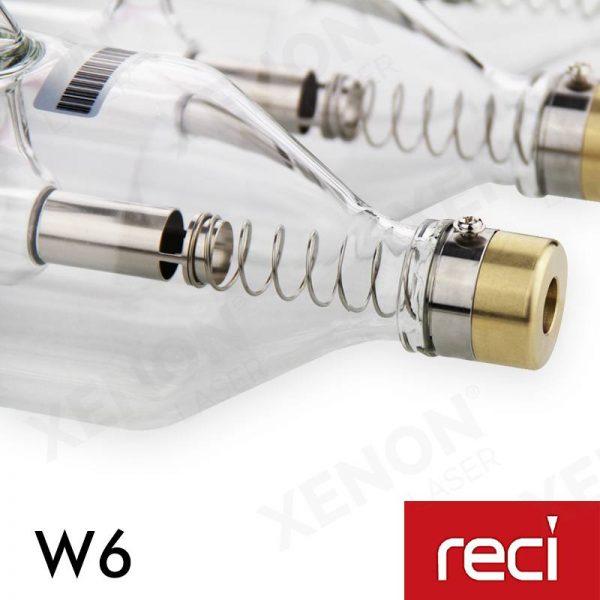 Reci xenon lazer tüpü W6