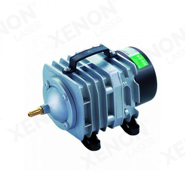 Lazer kesim makinası hava üfleme motoru