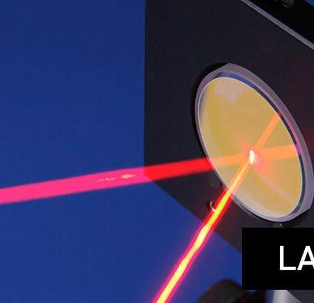 lazer mercek nedir