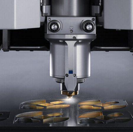 lazer metal kesim makinası